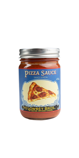 Lowrey Bros Pizza Sauce